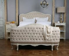 Tufted Yet Inviting - The Simply Luxurious Life®