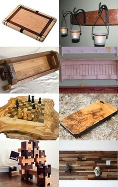 Wood Crafted     --Pinned with TreasuryPin.com