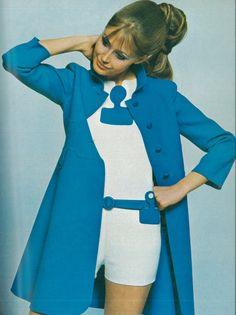 1969 - Vogue Italia...so cute!