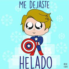 One Shots Marvel - Steve Rogers - Wattpad Spanish Memes, Spanish Quotes, 70s Quotes, Elf, Comics Love, Mr Wonderful, Drawing Quotes, Love Phrases, Cute Images