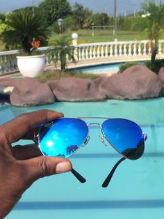 Mirrored Sunglasses, Pilot, Aviation, Accessories, Air Ride, Aircraft
