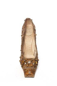 Shoes  Roger Vivier for Dior, 1956  Les Arts Décoratifs