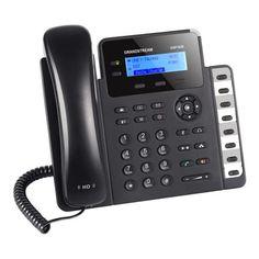 Grandstream gxp-1628  — 3970 руб. —  Поддержка NAT - Есть, Высота - 7.6, Ширина - 20.9, Глубина - 18.5, Вес - 830, Беспроводной телефон - Нет, LCD-дисплей - Монохромный, Спикерфон - Есть, Конференц-связь - Есть, Цвет - Черный, Поддержка DECT - Нет, Поддержка GSM - Нет, Интерфейсы - LAN, Интерфейсы - WAN, Подключение гарнитуры - Есть, Тип - VoIP-телефон, Поддержка SIP - Есть, Объем встроенной записной книжки - 500, Определитель номеров - Есть, Поддержка Wi-Fi - Нет, Поддержка PoE - Есть…