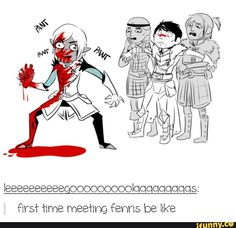 "leeeeeeeeeegooooooooolaaaaaaaaas: ""first time meeting fenris be like "" Dragon Age Origins, Dragon Age Inquisition, Hawke Dragon Age, Dragon Age 2, Dragon Age Comics, Dragon Age Funny, Dragon Age Games, Anders Dragon Age, Grey Warden"