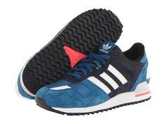 adidas Originals ZXZ 700 Collegiate Navy/Red/St Stonewash Blue - Zappos.com Free Shipping BOTH Ways