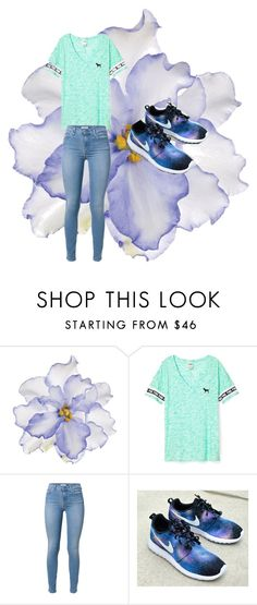 """NICK SHOWS"" by badwitch-69 on Polyvore featuring Universal Lighting and Decor, Victoria's Secret and NIKE"