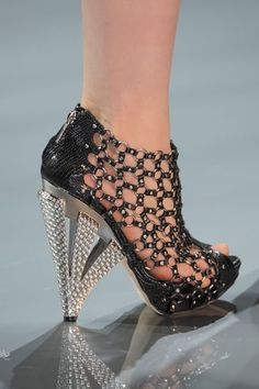 dior crazy heels! Don't know about the heel