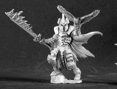 Murkillor the Wraith King