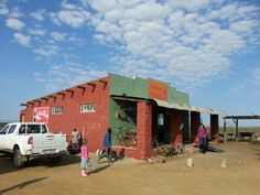 - Tankwa Padstal (Farmstall)       before the fire