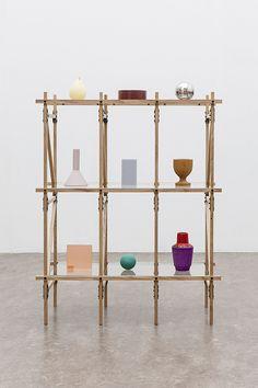 Frameworks by Studio Mieke Meijer, (photography by Raw Color) Modern Furniture, Furniture Design, Modular Furniture, Furniture Storage, Fine Furniture, Raw Color, Interior Decorating, Interior Design, Shelf Design