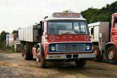 dirty tip trucks All Truck, Big Trucks, Classic Trucks, Classic Cars, Old Lorries, Dodge Trucks, Commercial Vehicle, Vintage Trucks, Old Skool