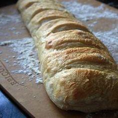 Baguette classique @ qc.allrecipes.ca