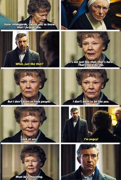 Philomena is such an inspiration.