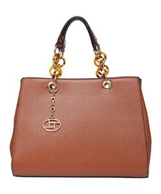 Another great find on #zulily! Tan Daphne Tote by Elise Hope #zulilyfinds