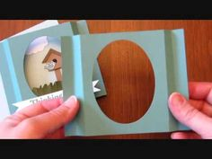 Julie's Stamping Spot -- Stampin' Up! Project Ideas Posted Daily: Search results for Diorama bird house tutorial