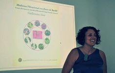 Conferencia Presentación de la terapia floral canalizada de la Maestra Kwan Yin