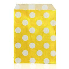 25pcs Biodegrable Polka Dot Candy Gift Bag Wedding Party Paper Food Bag ** Be sure to check out this awesome product.