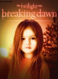 Fan Art of Renesmee - The Twilight Saga: Breaking Dawn - Part 2