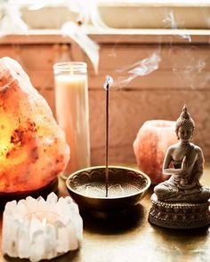 Buddha Meditation, Meditation Room Decor, Meditation Corner, Meditation Space, Relaxation Room, Daily Meditation, Meditation Quotes, Meditation Symbols, Balinese Decor