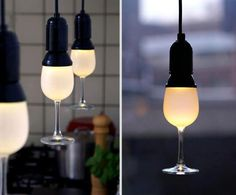 The Glassbulb Lamp – Imagination has no limits !