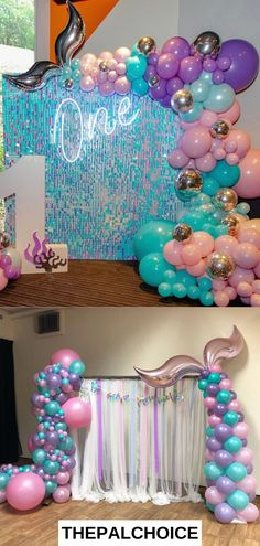 Are you planning a mermaid birthday party for your daughter, Little Mermaid Decorations, Little Mermaid Party Supplies, Mermaid Birthday Decorations, Mermaid Birthday Cakes, Little Mermaid Birthday, Little Mermaid Parties, Unicorn Birthday Parties, Birthday Party Themes, Mermaid Birthday Party Decorations Diy