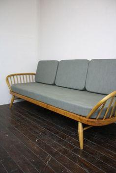 Vintage Ercol Studio Couch