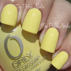 Lemonade by Orly