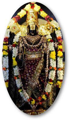 Today's Darshan (27-05-13) SriBalaji @ISKCONNVCC