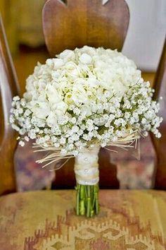 Bouquet total white - 13