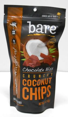 BARE-Natural-Chocolate-Bliss-Crunchy-Coconut-Chips-1-4-oz-bag-snack-food-baking #BigBoyTumbleweed