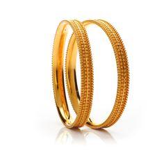 Festive Gold Bangle