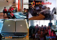 reutilizacion solidaria de ordenadores portatiles
