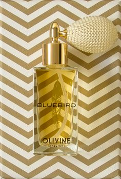 Meet Bluebird: My latest, limited edition fragrance that's like a warm, sunny day in a bottle. Sheer, ethereal, magical.  http://www.shopolivine.com/collections/perfume/products/bluebird-eau-de-parfum-limited-edition