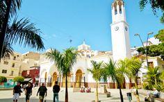 Los Cristianos by er super hyggelig at få rundt i, eller måske bare sætte sig på en bænk med en lækker is og nyde solens stråler. Se mere på www.apollorejser.dk/rejser/europa/spanien/de-kanariske-oer/tenerife