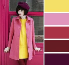 It's spring!! Which means those fun, pastel related colors are coming in to full bloom!