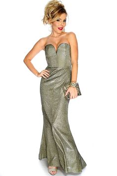 Slip into this sexy strapless party dress it features  strapless 3214efdad
