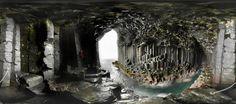 Fingals Cave, Staffa Island, Scotland
