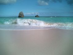 pink sand beaches - Google Search