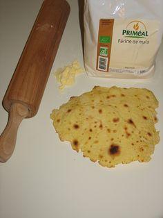 Tortillas à la farine de maïs : Diet & Délices - Recettes dietétiques Tortillas, Gluten, Bread, Vegan, Pains, Arm, Food, Kitchen, Mexican Cuisine