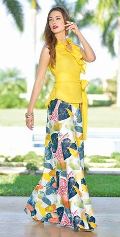 Ideas skirt outfits modest blouses for 2020 Casual Summer Dresses, Trendy Dresses, Fashion Dresses, Maxi Skirt Outfits, Chic Outfits, Dress Skirt, Mein Style, Schneider, Elegant Outfit