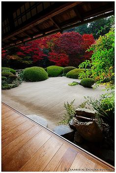 Fall in Shisen-do, Kyoto, Japan