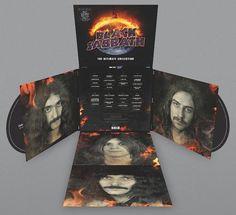 Black Sabbath | The Ultimate Collection | 180g Vinyl 4 LP Boxset – popmarket