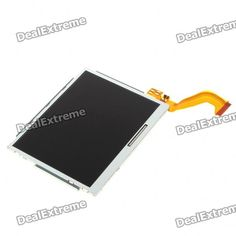 Genuine refurbished upper LCD screen for Nintendo DSiLL - Replace your faulty, cracked, broken or dead screen - Suitable for Nintendo DSiLL http://j.mp/1lkvfnp