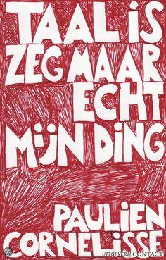 bol.com | Taal is zeg maar echt mijn ding, Paulien Cornelisse | Nederlandse boeken...