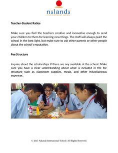 At Nalanda International School, we keep you updated through our monthly newsletters. Enroll your child with the best ICSE school in Vadodara & be a part of success.