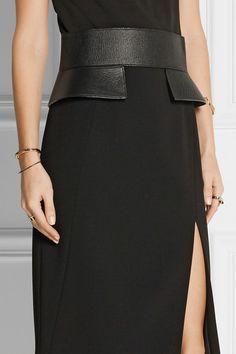 Zana Bayne | Leather waist belt | NET-A-PORTER.COM