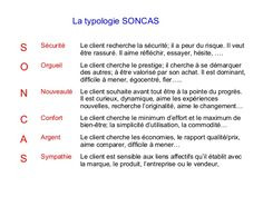 méthode soncas