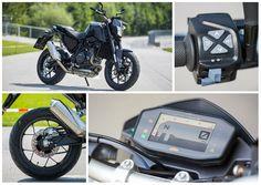 Nova KTM 690 Duke 2016 - MotoNews - Andar de Moto