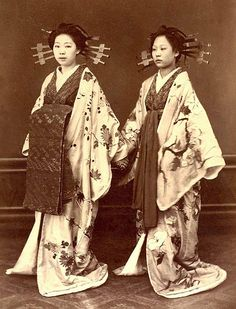 SHOW ME THE OBI ! Two Prostitutes -- Two Ties by Okinawa Soba, via Flickr