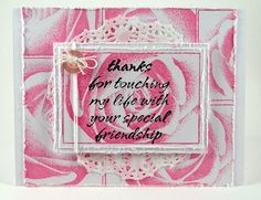 Suzz's Stamping Spot: Bright Blossoms